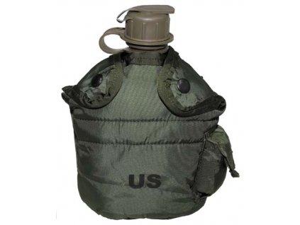 Láhev polní, originál US army, nová, obsah 1 Qt
