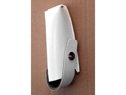 Pouzdro na nůž, bílé, originál ČSLA, dlouhodobě skladované