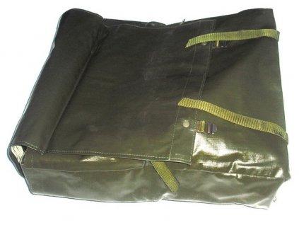 Batoh vzor 85 velká polní, originál ČSLA s úzkými popruhy, POUŽITÝ