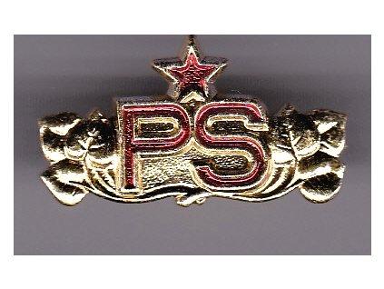 Odznak rozlišovací Pohraniční stráž, originál ČSSR