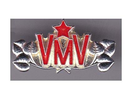 Odznak rozlišovací Vojska ministerstva vnitra, originál ČSSR