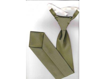 Kravata vzor 97, na gumičku, originál AČR, nepoužitá