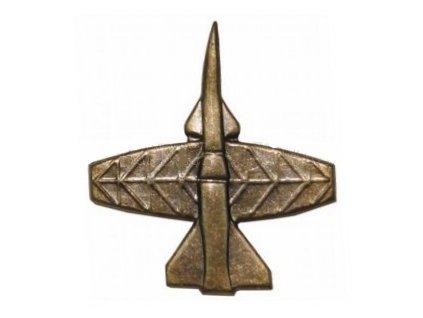 Odznak rozlišovací, protivzdušná obrana, originál ČSLA, dlouhodobě skladovaný