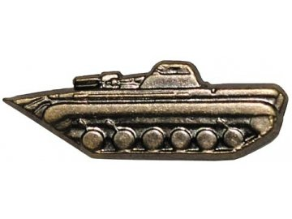 Odznak rozlišovací, mechanizované vojsko, originál ČSLA, dlouhodobě skladovaný