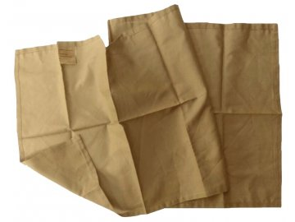 Šátek barva písku, originál britské armády, použitý