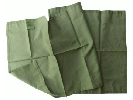 Šátek oliva, originál US army, dlouhodobě skladovaný