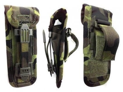 Pouzdro na zásobník pistole k MNS 2000 pravé, vzor 95, originál AČR, nové