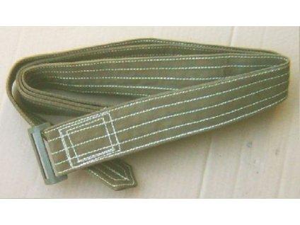 Pás textilní, popruh, originál ČSLA, dlouhodobě skladovaný