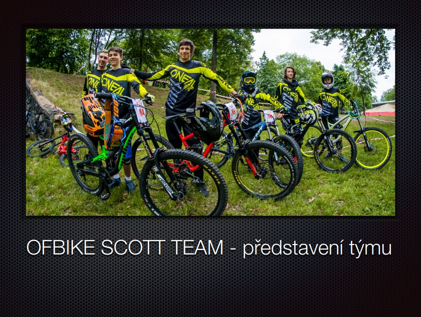 OFBIKE SCOTT TEAM
