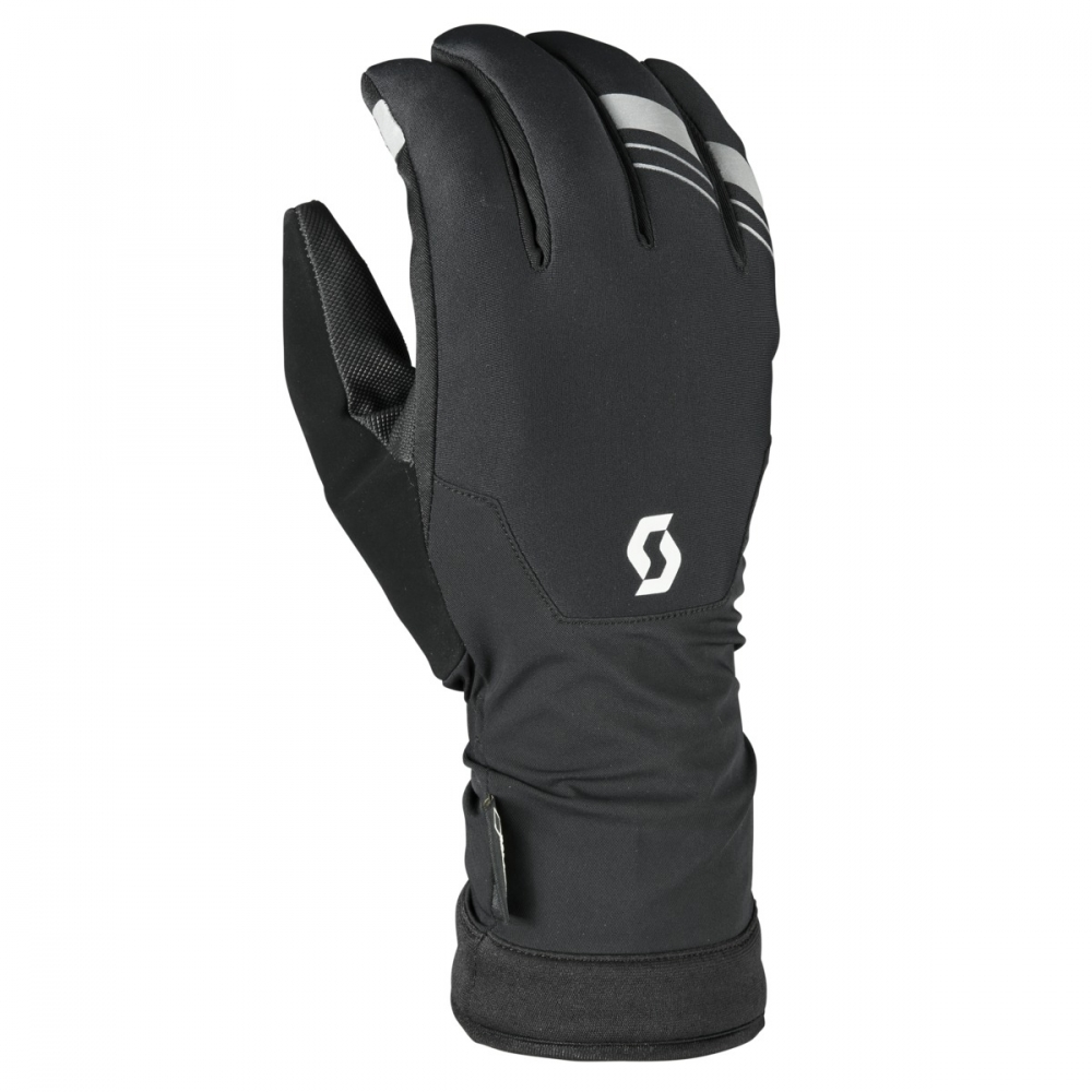 Dlouhoprsté rukavice zimní