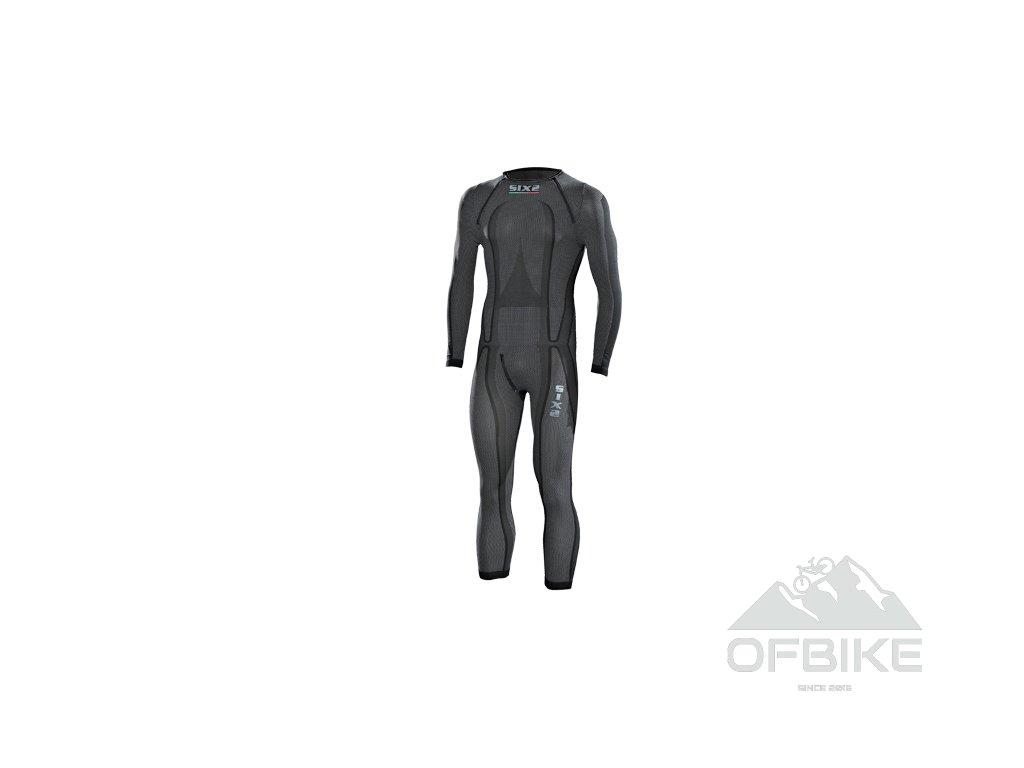 SIXS STXL funkční odlehčené spodní prádlo pod kombinézu XXL