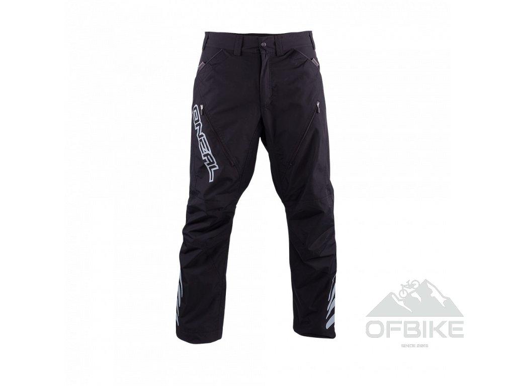 Kalhoty O´Neal Freeride/All Mountain PREDATOR III černá 3