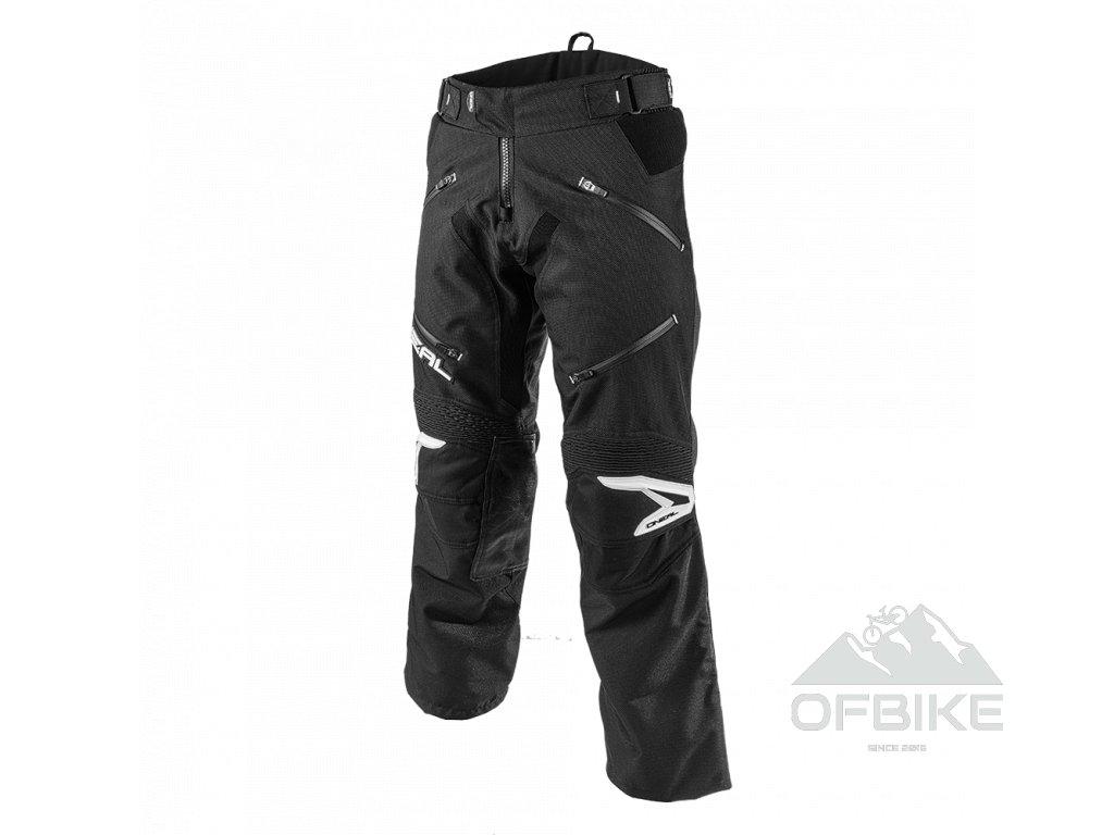 Kalhoty O´Neal BAJA černá/bílá