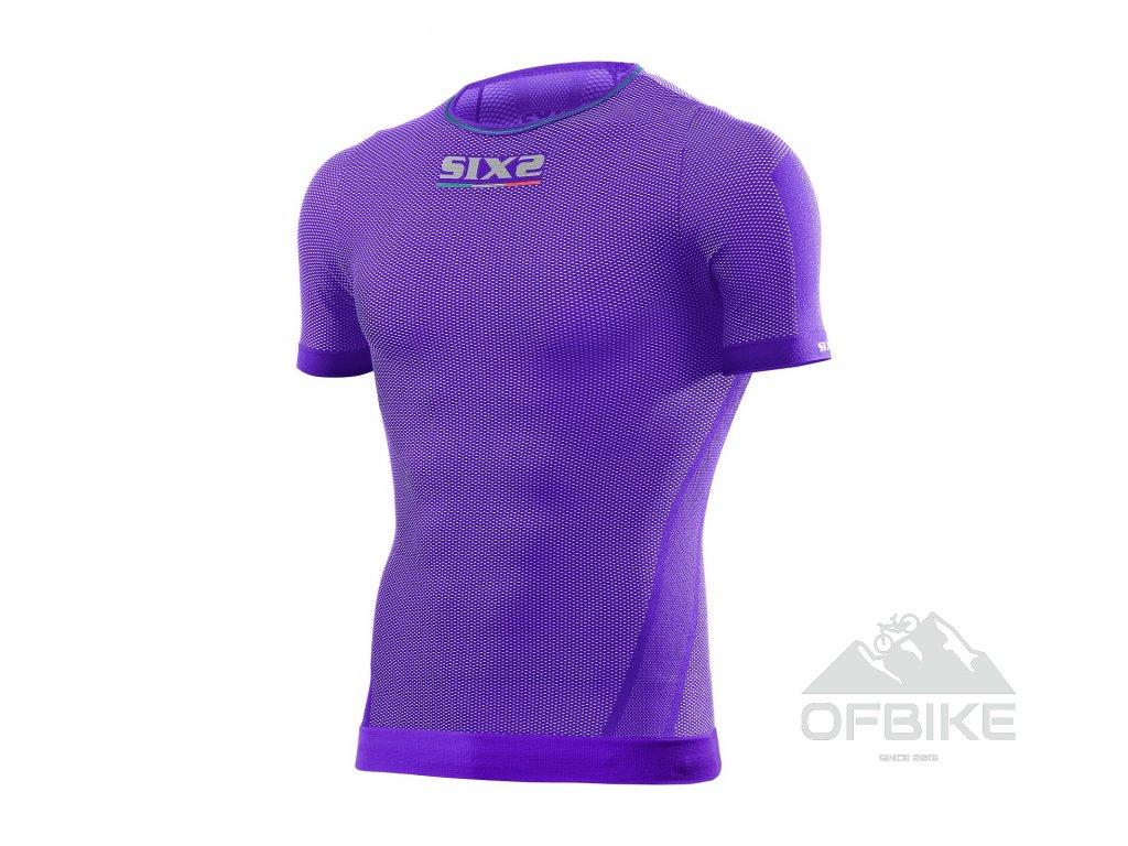 SIXS TS1L funkční odlehčené triko fialová