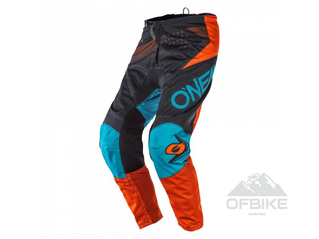 Kalhoty O´Neal Element FACTOR šedá/oranžová