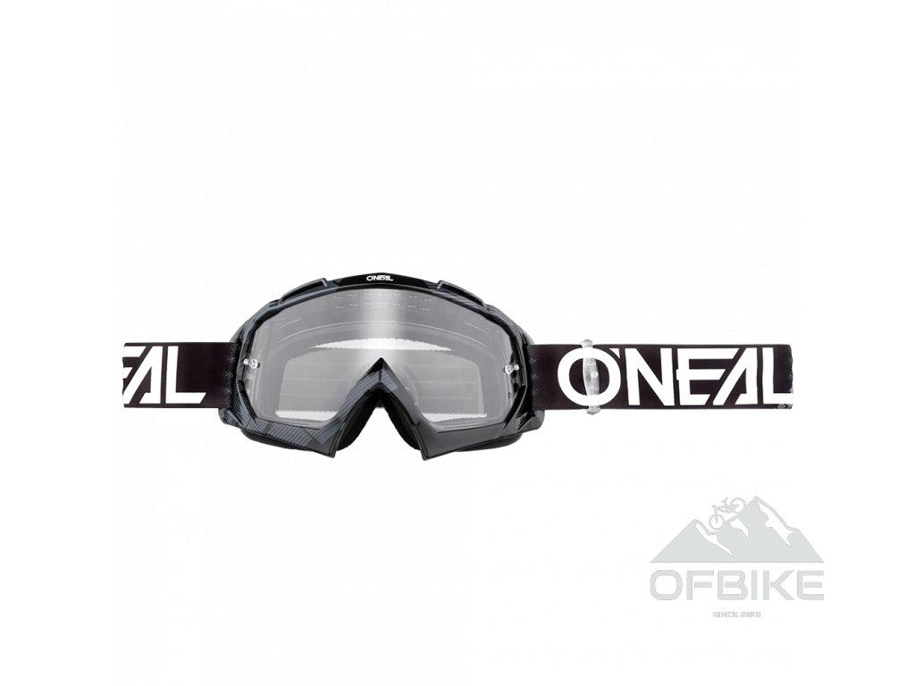 Brýle O´Neal B-10 PIXEL černá/bílá