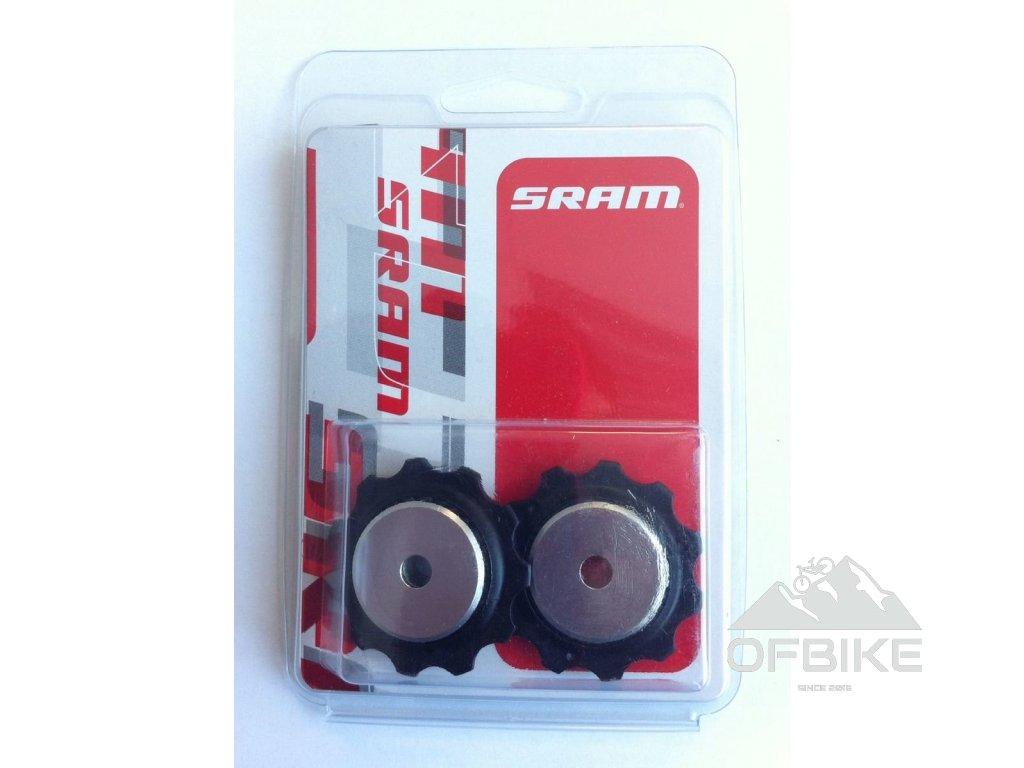 Kladky SRAM 05-07 X0, 07-09 X9 SHORT CAGE, 08-09 X7 pro krátké vodítko