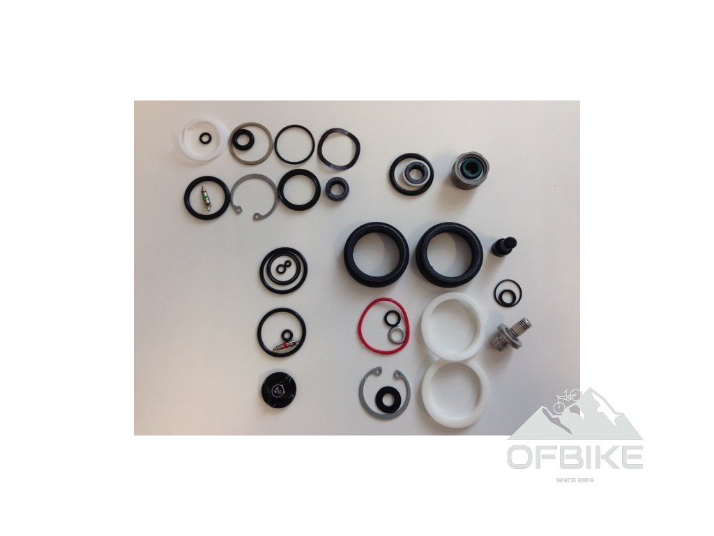 Fork SERVICE KIT - FULL SERVICE SOLO AIR - BOXXER WORLD CUP B1