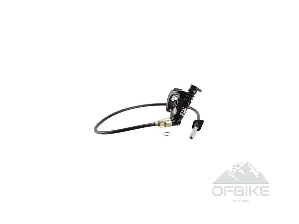 REMOTE - XLOC SPRINT LEFT GOLD ADJUSTER (INCLUDES HOSE/BANJO/COVER PART) - RS-1