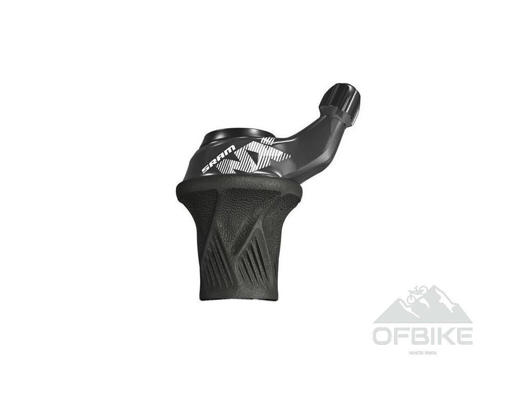 Otočné řazení SRAM NX, 11rychl., zadní, černé (grip není součástí balení)