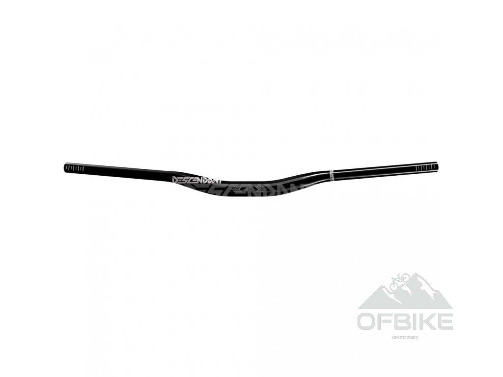 Řidítka TRUVATIV Descendant Downhill 800 25 prohnutí 31.8 Black