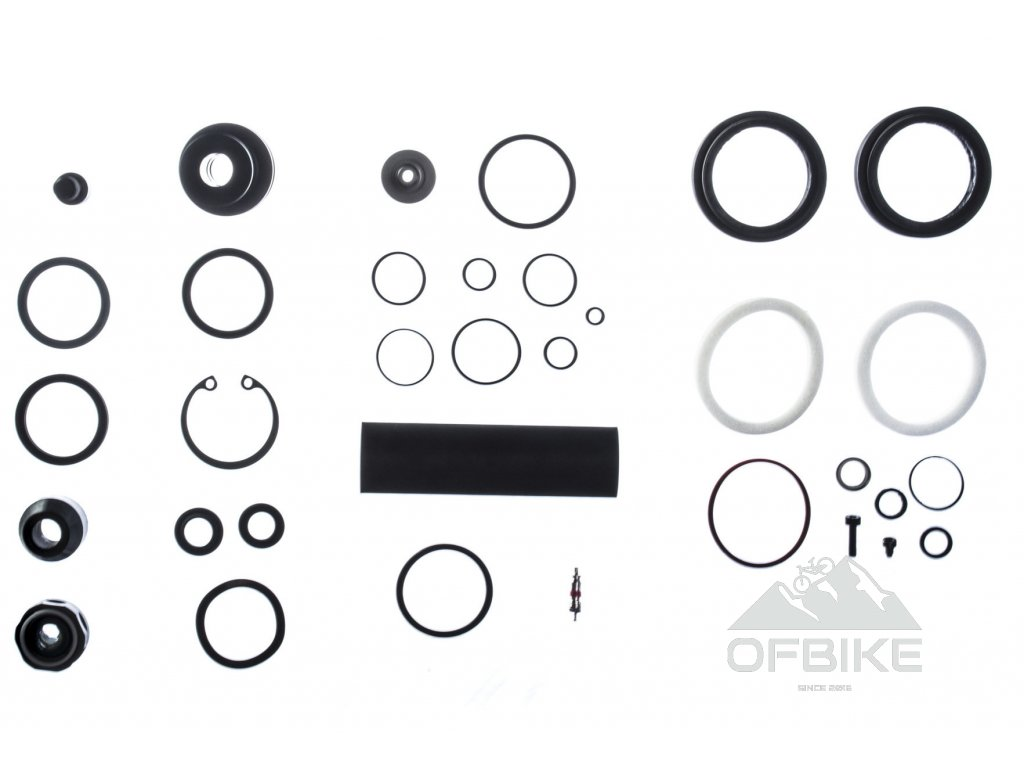 Fork SERVICE KIT - FULL SERVICE DUAL POSITION (INCLUDES UPGRADED SEALHEAD, DUAL POSITION A