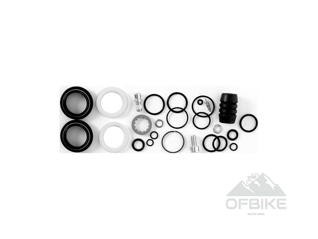 Fork SERVICE KIT - FULL SERVICE SOLO AIR (INCLUDES AIR SEALS, DAMPER SEALS & HARDWARE) - X