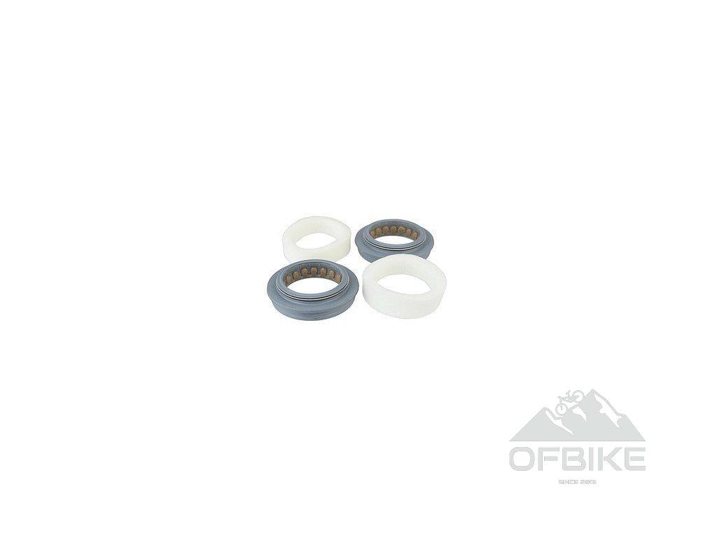 Gufera pro vidlice Tora, Recon, Revelation, Argyle - 32mm šedá