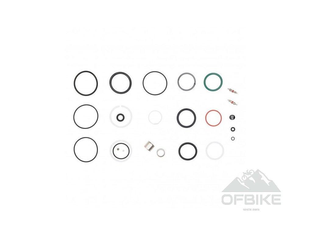 REAR SHOCK SERVICE KIT - BASIC - MONARCH RT3/RT/R 2011