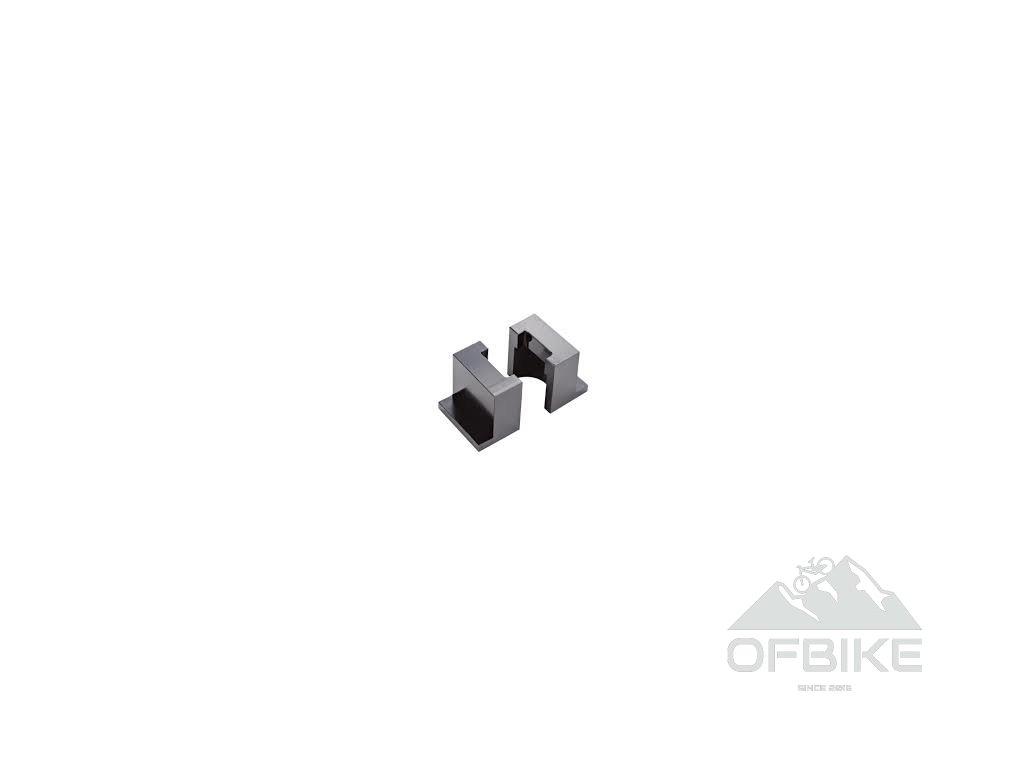 Rear Shock Body Vise blocks, RockShox Monarch