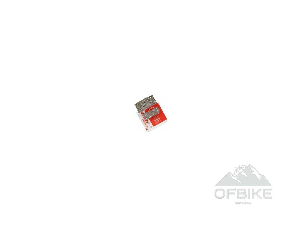 Řetěz SRAM PC 1071 HollowPin 114 článků, PowerLock spojka,10rychl.