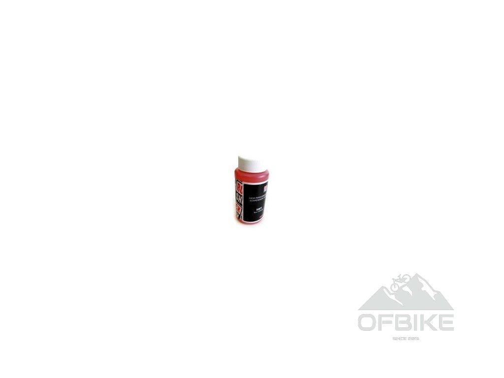 RockShox olej, 5wt, 120ml láhev - pro tlumení vidlice