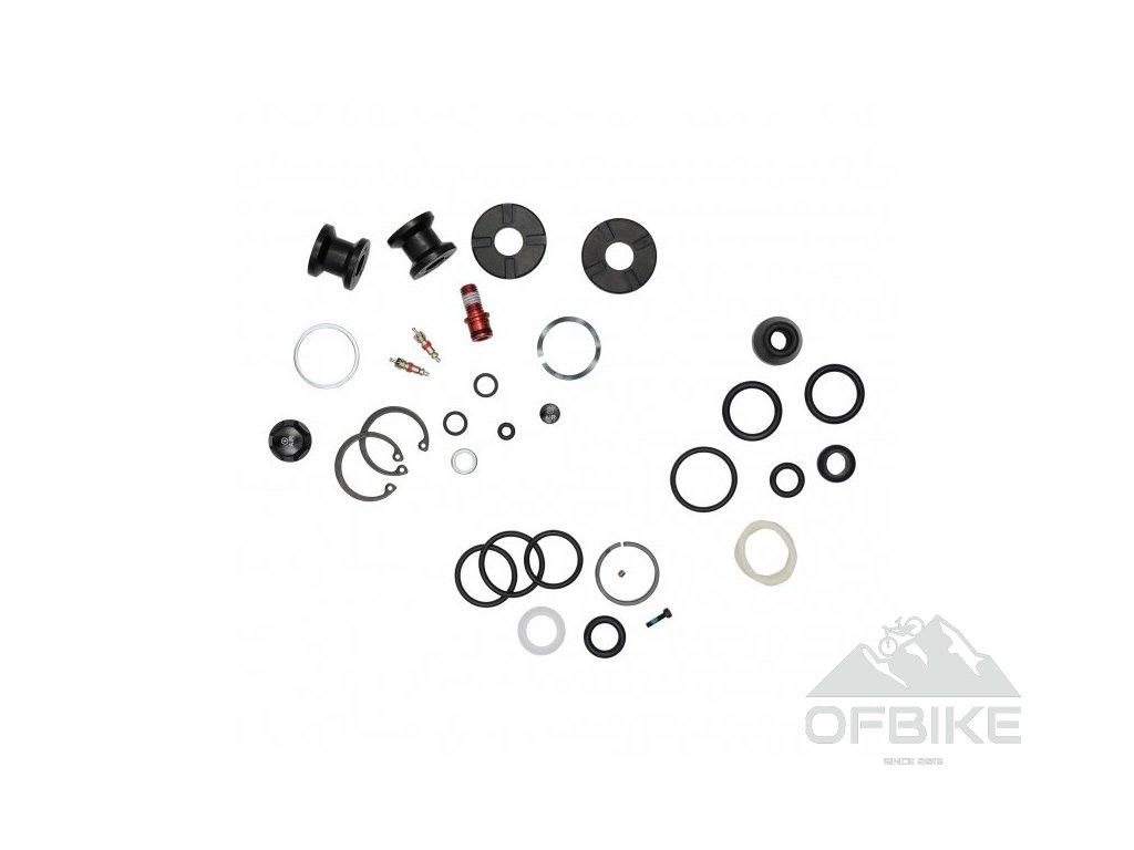 Fork SERVICE KIT - DUAL AIR/MOCO - (REBA 2009-2011)