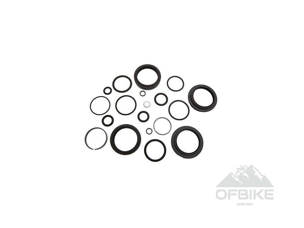 Základní servisní kit Rockshox (gufera, pěnové kroužky, těsnění) - Reba A3 (2014-2016)
