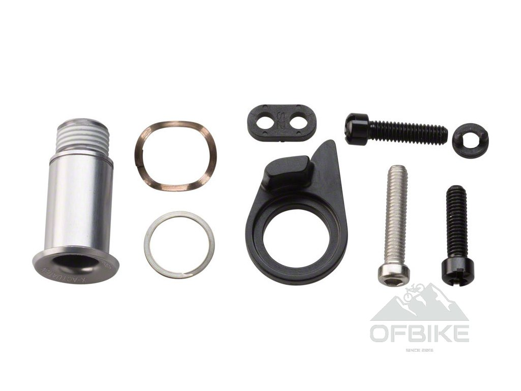 REAR DERAILLEUR B-BOLT AND LIMIT SCREW KIT XX1/X01/X1