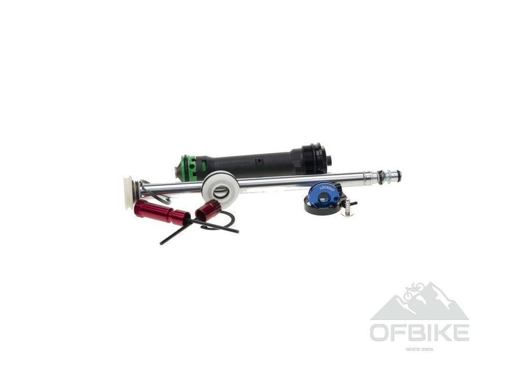 Fork DAMPER ASSEMBLY - REMOTE REMOTE 17mm (POPLOC, PRE-2013 PUSHLOC) TURNKEY 26,27.5,29 80
