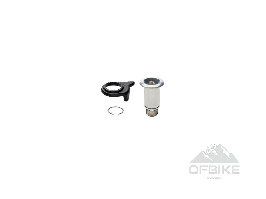 REAR DERAILLEUR HANGER BOLT KIT X7/TYPE2 10 SPEED