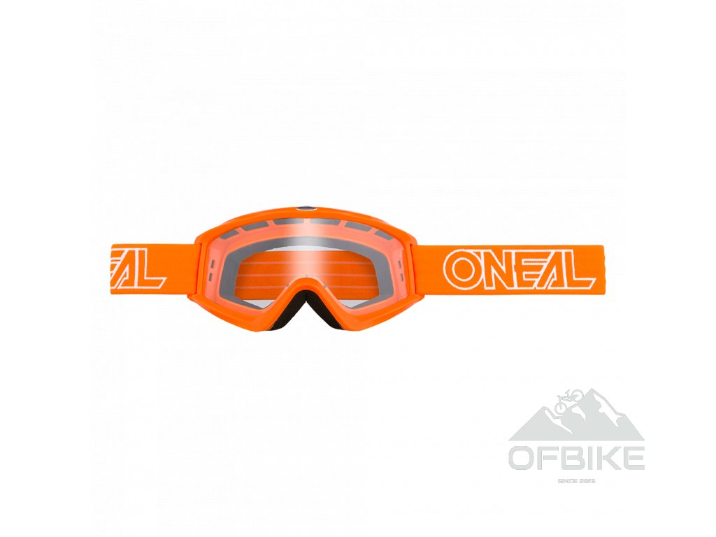 Brýle O´Neal B-ZERO oranžová