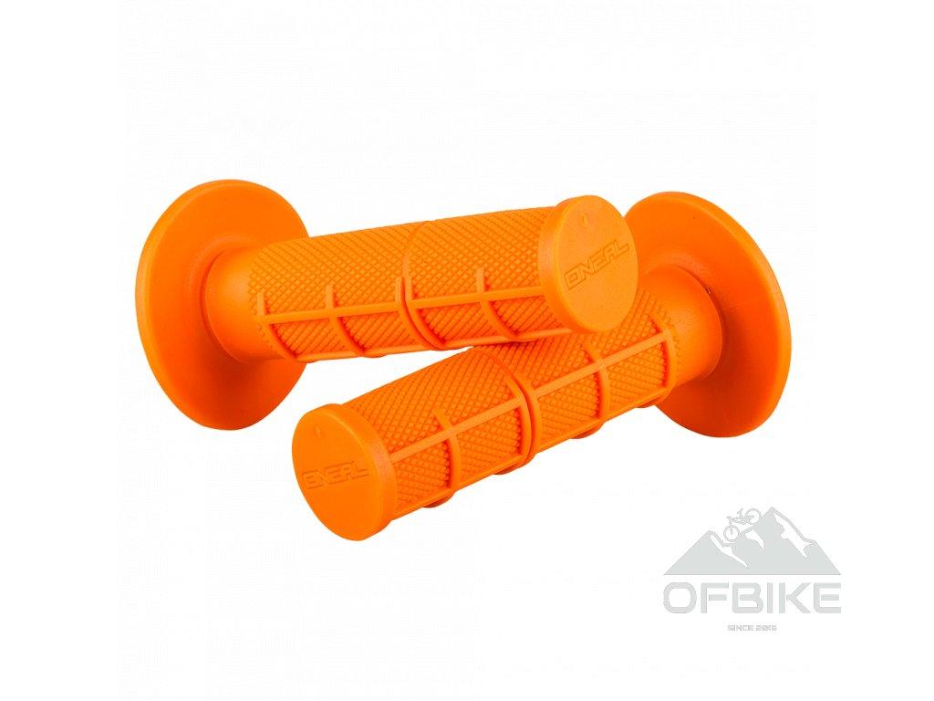 Gripy O´Neal WAFFLE oranžová