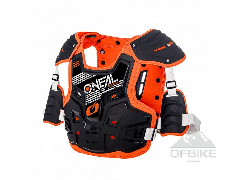 Chráničová vesta O´Neal PXR černá/oranžová
