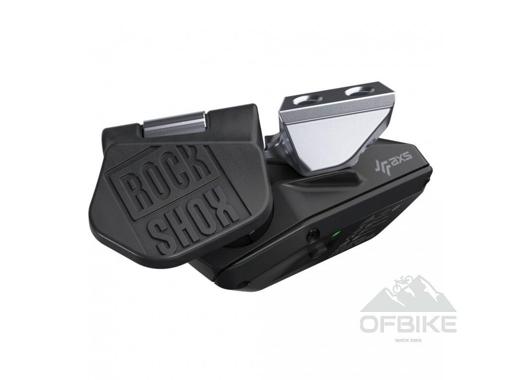 Sedlovka REVERB AXS 31.6mm 170mm zdvih (součástí balení objímka, ovl.páčka, bateria a nabí