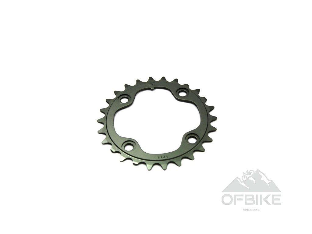 XX Chain Ring 26T S1 80 AL3 Tungsten Grey 10 speed
