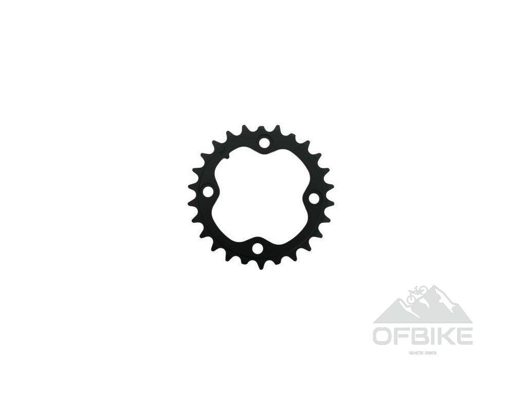 Chain Ring MTB 28T S1 80 AL3 Blast Black 2x10