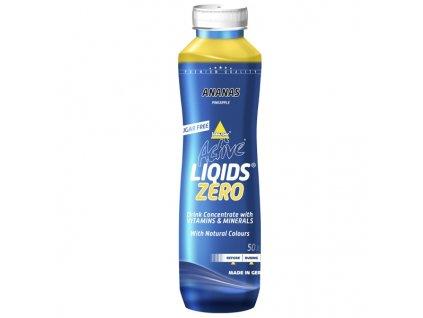 ACTIVE Liqids Zero 500 ml (příchuť Mango)