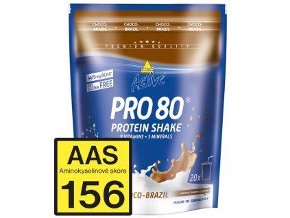 ACTIVE PRO 80 | 500 g (příchuť Banán)