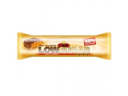 1982 x treme low sugar vanilka crunch 65 g