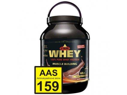 X-TREME Whey Protein 2000 g (příchuť Vanilka)