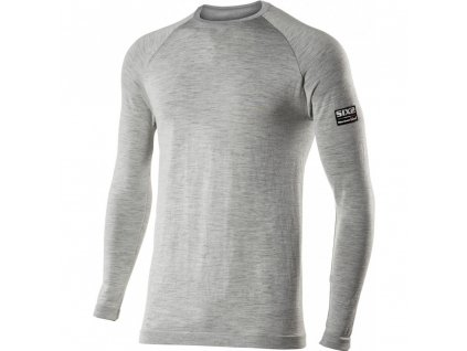 SIXS TS2 Merinos tričko s dlouhým rukávem