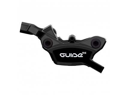 Disková brzda SRAM Guide RE (Reach,E-MTB) Guide Aluminum Lever Code4Piston Caliper Gloss B