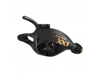 Řadící páčka SRAM XX1 Eagle, 12rychl., včetně samostatné objímky, Gold
